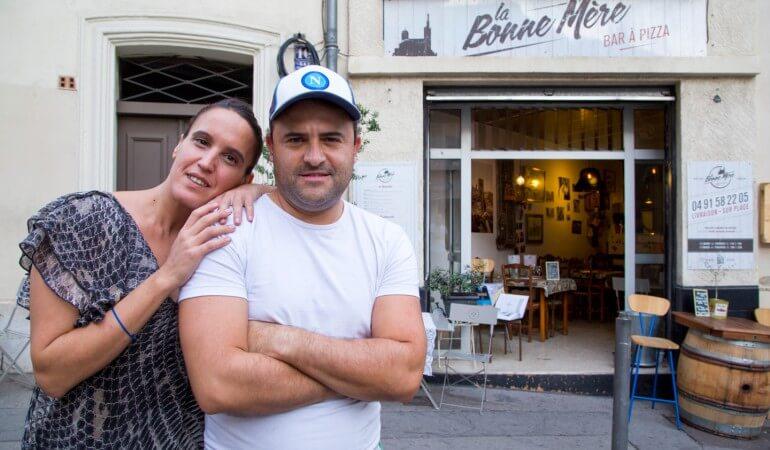 Mahéva & Jérémy - La Bonne Mère