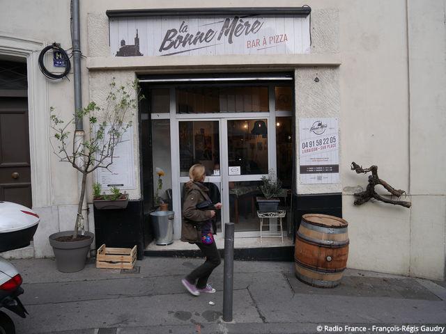 Restaurant La Bonne Mère Marseille