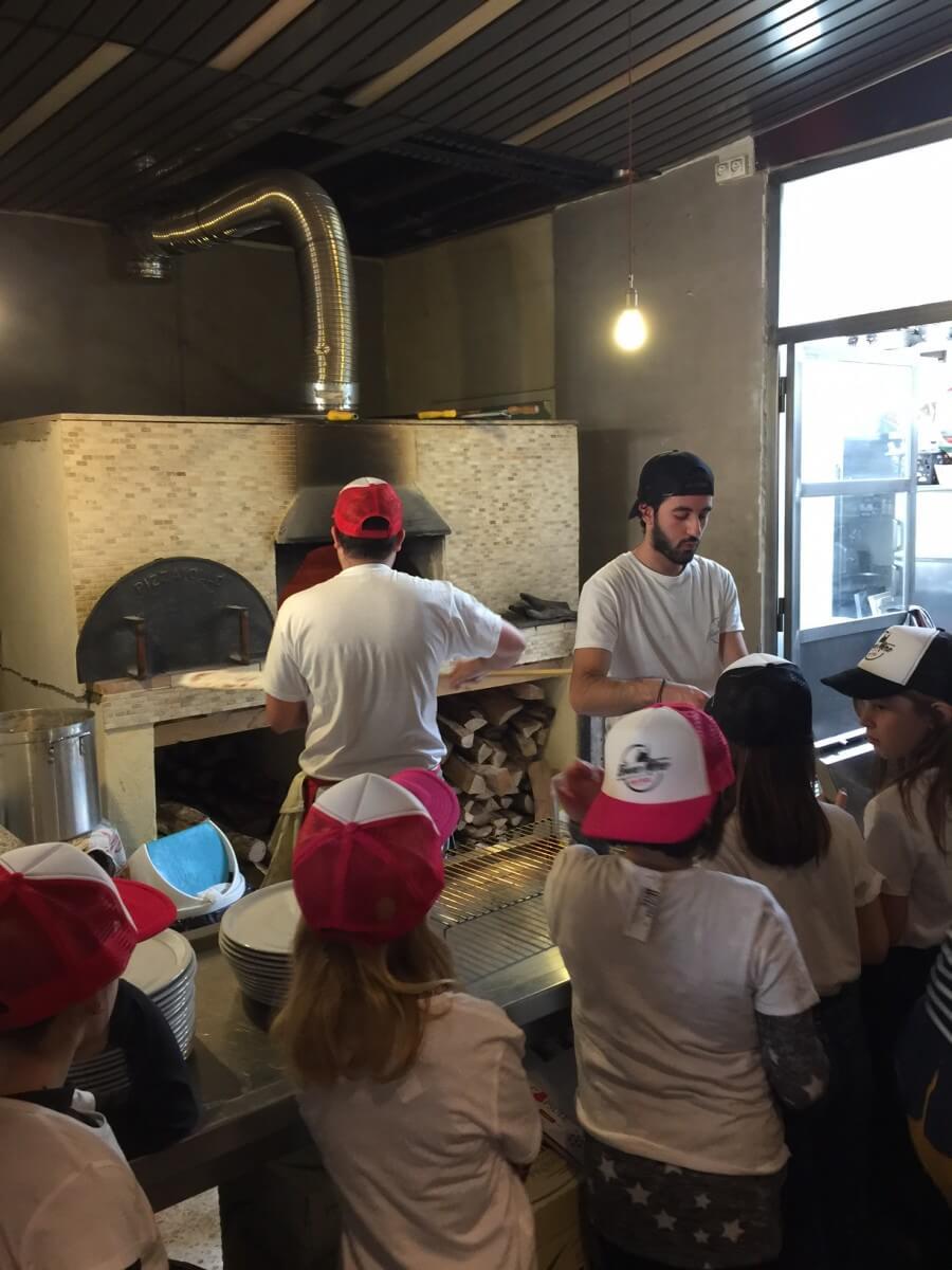 Atelier pizzas Marseille
