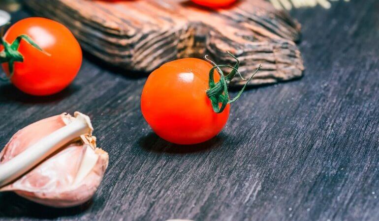 Cuisine italienne - tomates